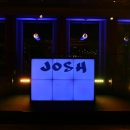 CUSTOM LED DJ BOOTH - ANTHOLOGIST