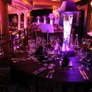 TABLE SETTING - CAFE DE PARIS