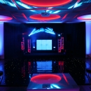GILGAMESH - STAGE SET & CUSTOM DANCE FLOOR