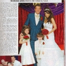 OK MAGAZINE - CELEBRITY WEDDING